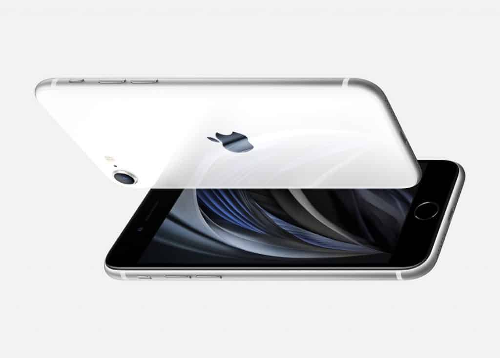 iPhone SE 2 voorraad