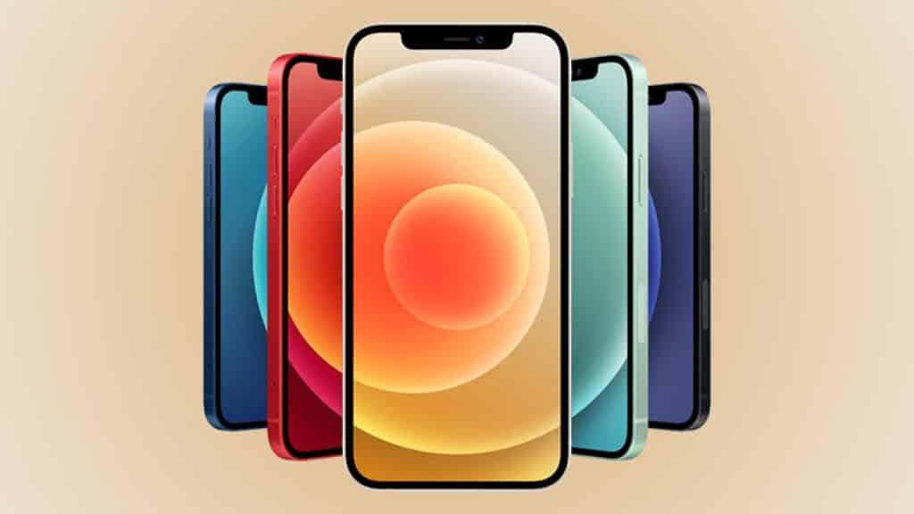 iPhone 12 voorraad